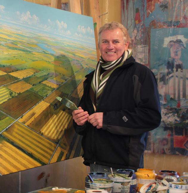 artist randolph parker